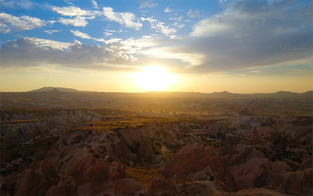 Red Rose Valley, Cappadocia